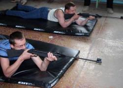 Тренировка по полевой стрельбе