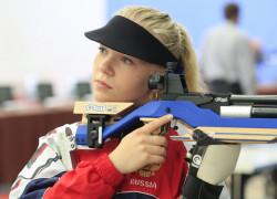 Чемпионат России по пулевой стрельбе 2007