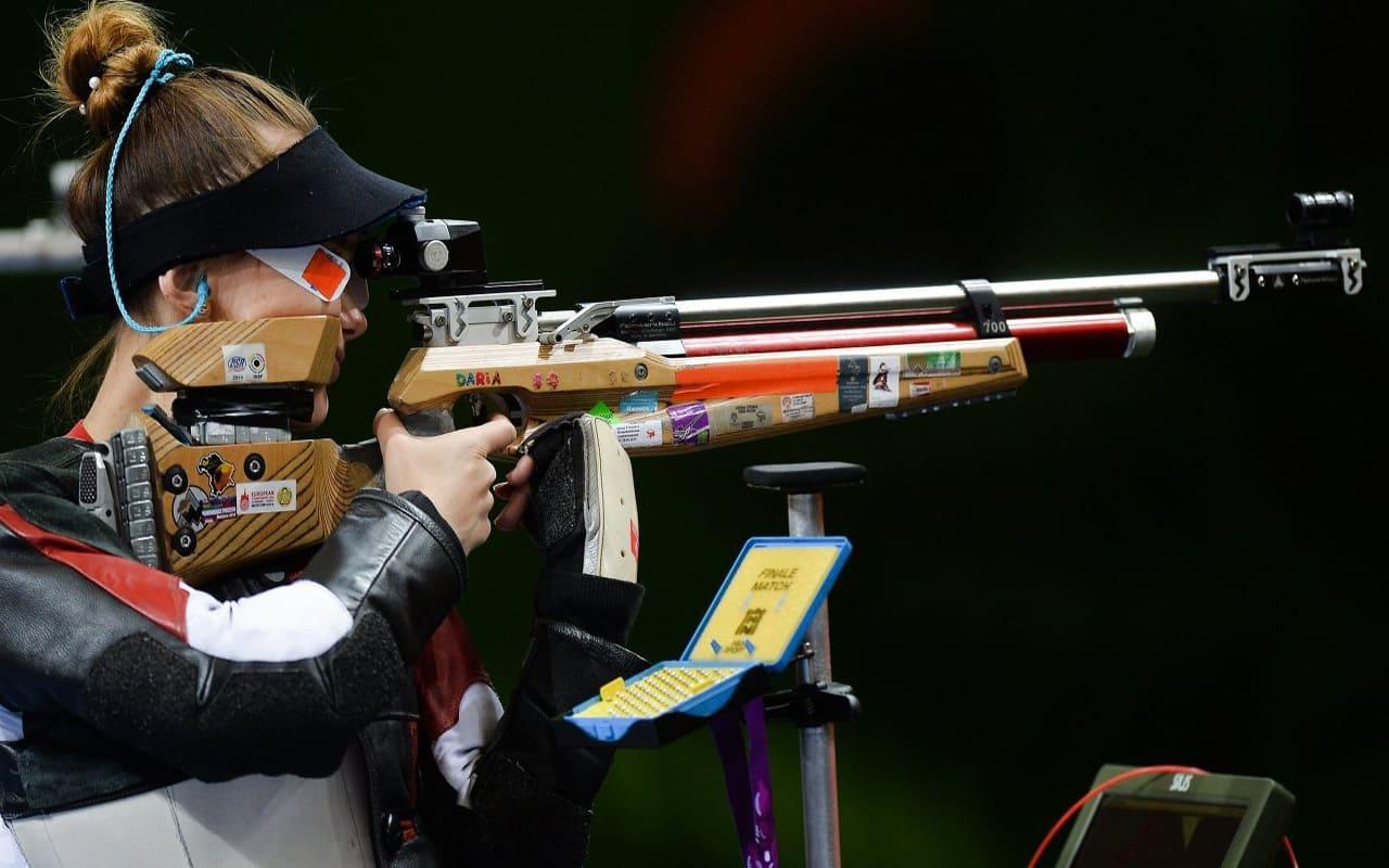 Пулевая стрельба из спортивного оружия